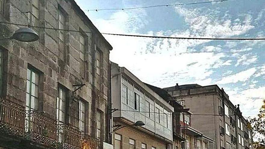 Vecinos de Ponteareas podrán pedir ayudas para rehabilitar en el casco histórico