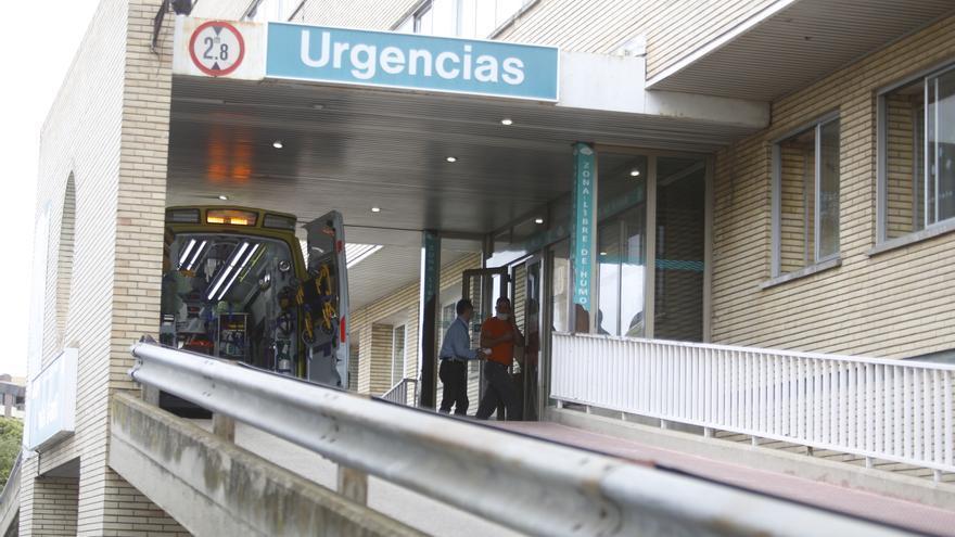 Herido grave un alumno de Sabiñánigo tras caer desde el primer piso del colegio