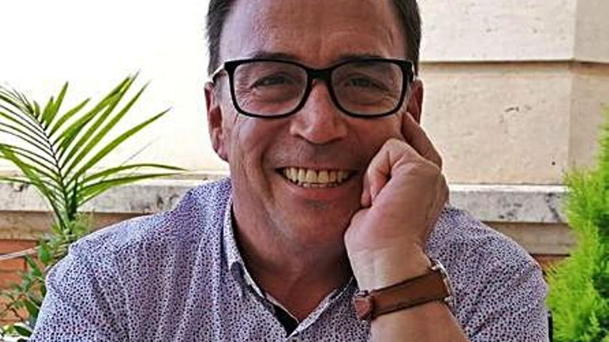 Enrique Orihuel es el nuevo subdirector  de Cáritas  en Gandia