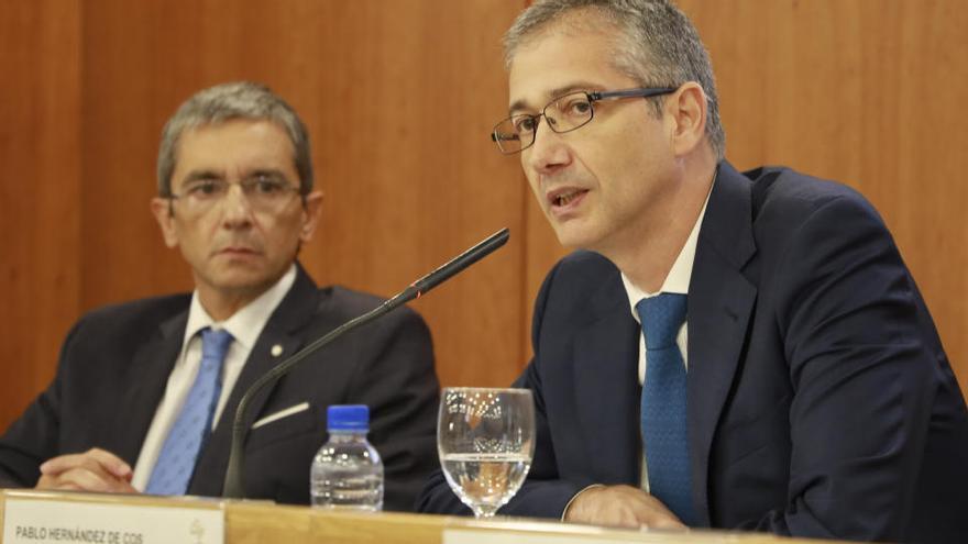 Los supervisores flexibilizan las exigencias de solvencia a los bancos