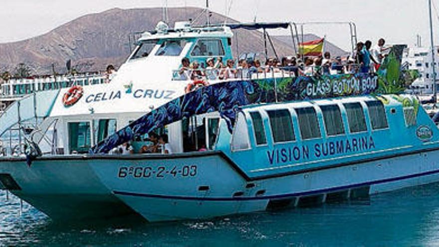 Fuerteventura cobrará una ecotasa de dos euros por visitar la isla de Lobos