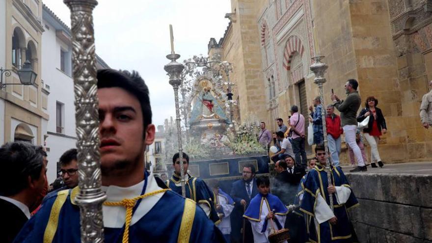 La Virgen de la Cabeza estará hoy en veneración