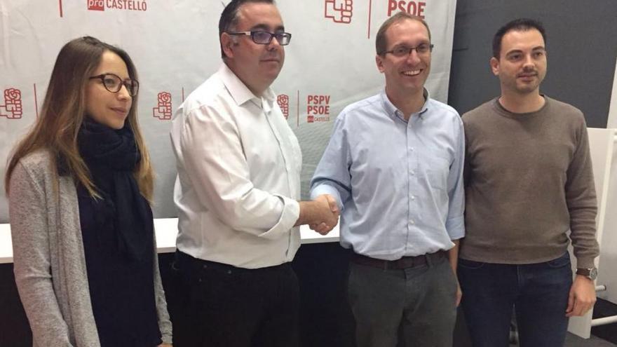 Badenas pacta con Blanch in extremis y van a primarias socialistas tres candidatos