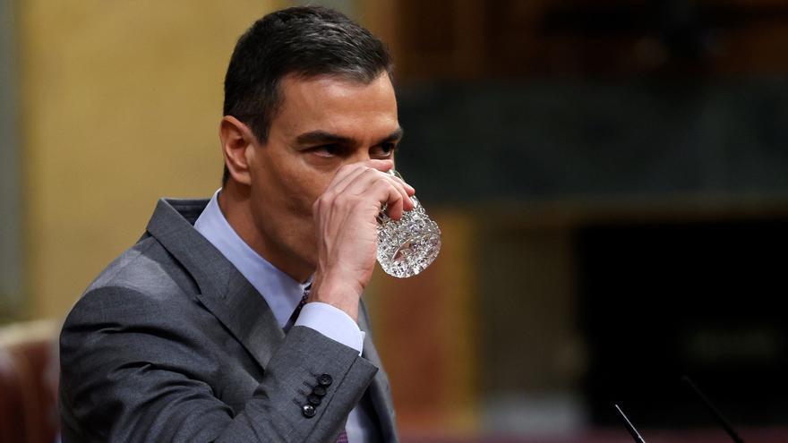Sánchez anuncia una prórroga de tres meses de la suspensión de los desahucios y la moratoria del alquiler