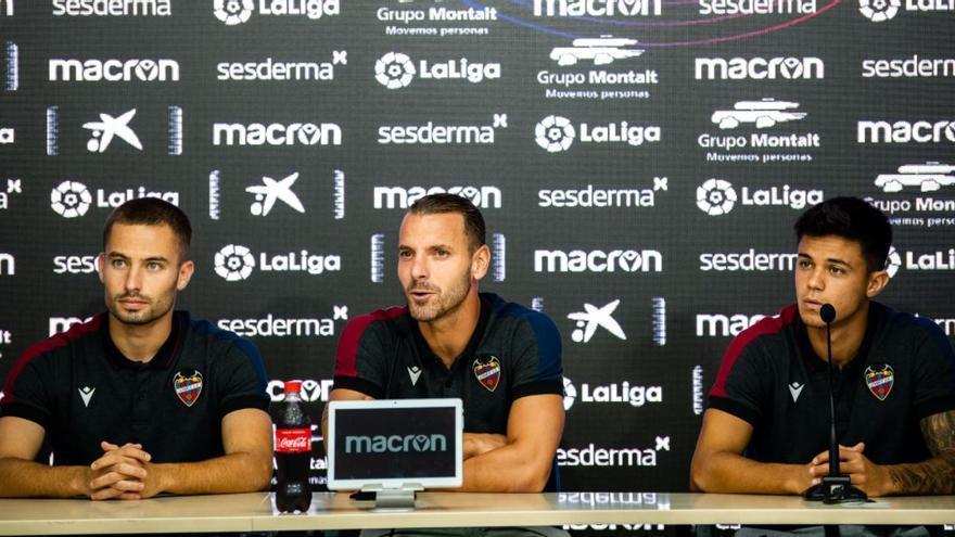 Soldado y Pablo Martínez ya están inscritos