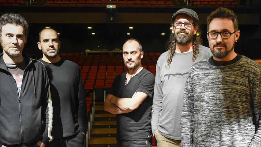 Gossos, Sara Roy i Strombers, entre els artistes que denunciaran a la Stroika la situació del sector