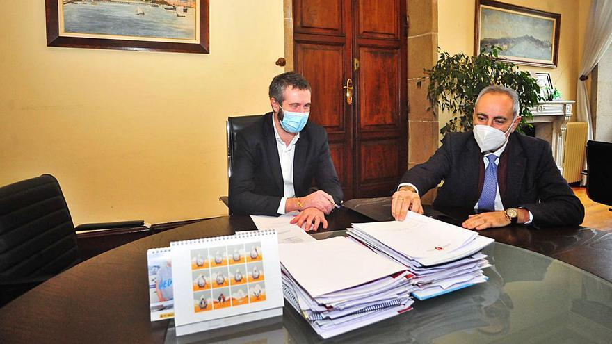 Xunta y Puerto tienden puentes al diálogo