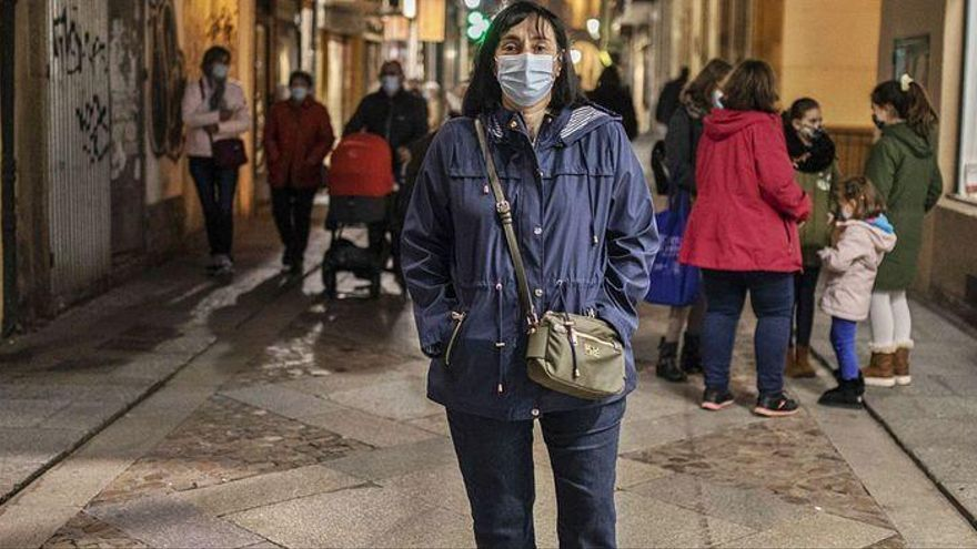 "Montserrat Juan, la enfermera indignada viral: ""Ahora hay material, hace falta personal"""