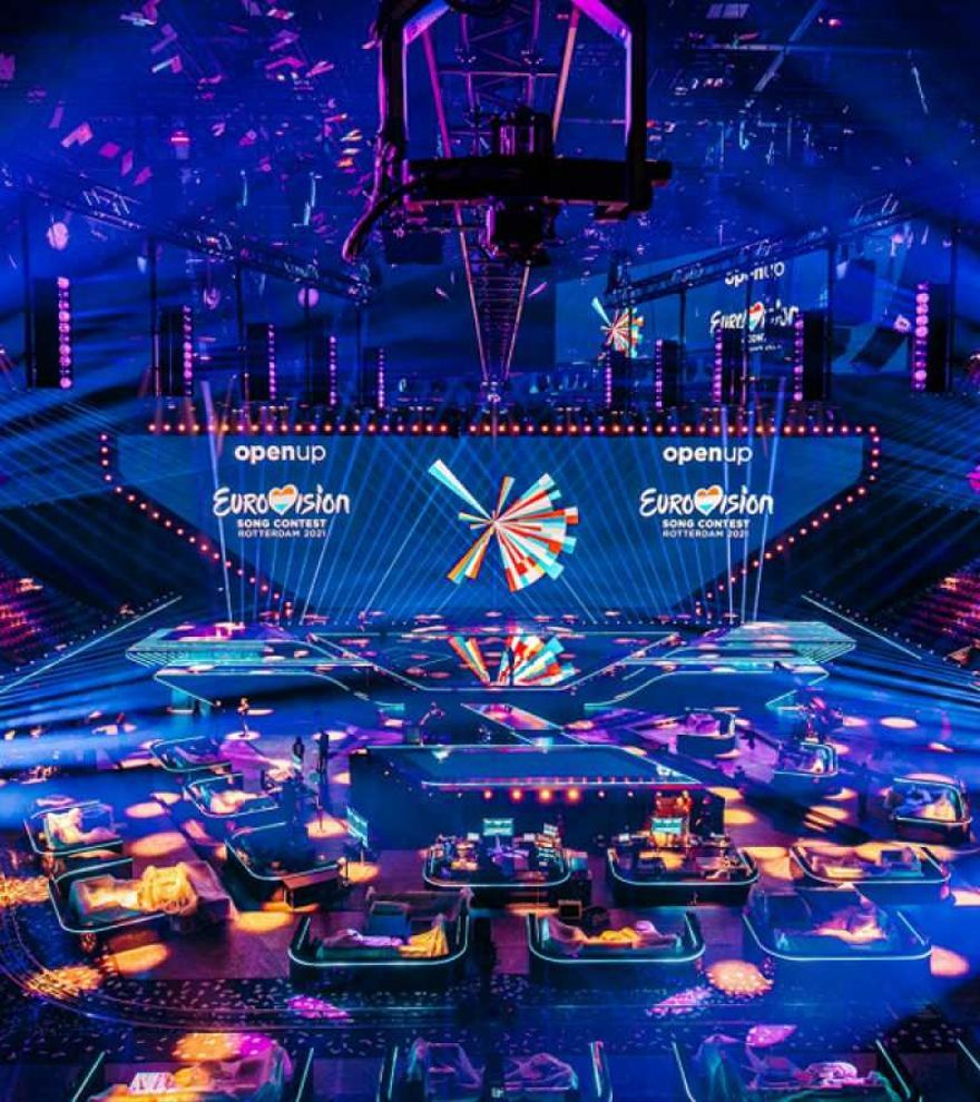 Los 5 favoritos para ganar Eurovisión 2021