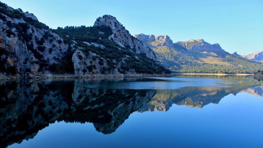 Rekordregen lindert Wasserknappheit auf Mallorca