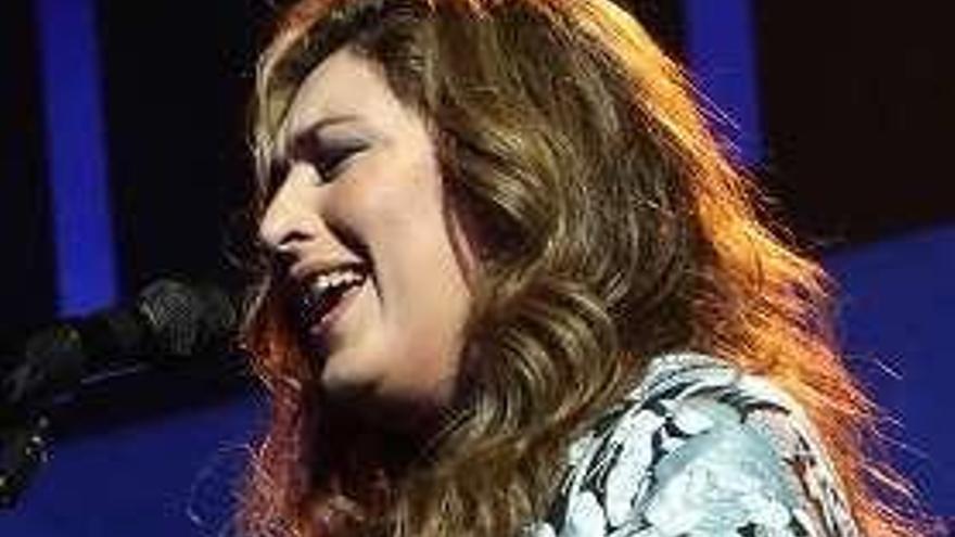 Estrella Morente sorprende en OT cantando a favor de la tauromaquia