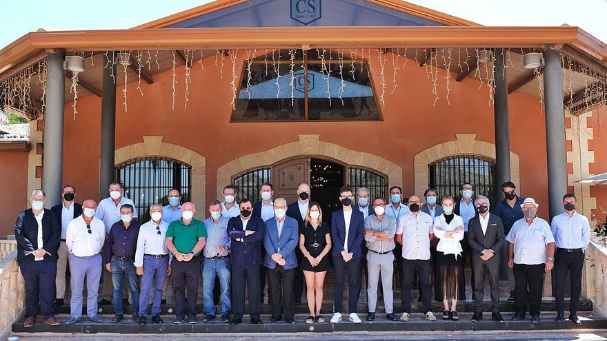 La firma inversora del Puerto del Sol abre el proyecto al empresariado