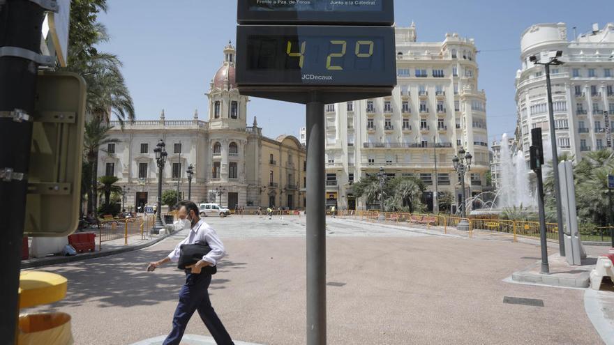 Agosto de 2020, el noveno más cálido en el siglo XXI