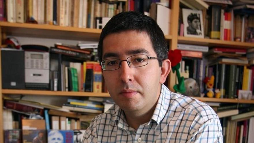 El autor de 'El fill del xofer', Jordi Amat, presentará su libro en Palma el 28 de mayo