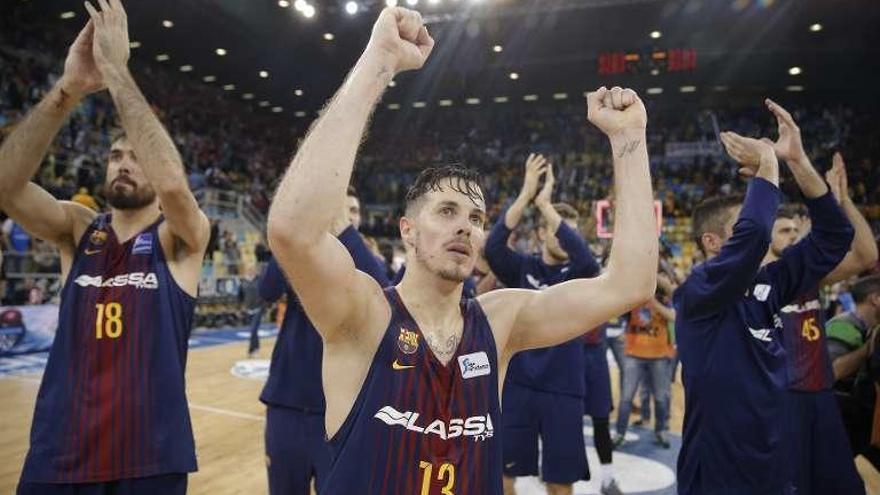 El Barcelona regresa a la final tres años después