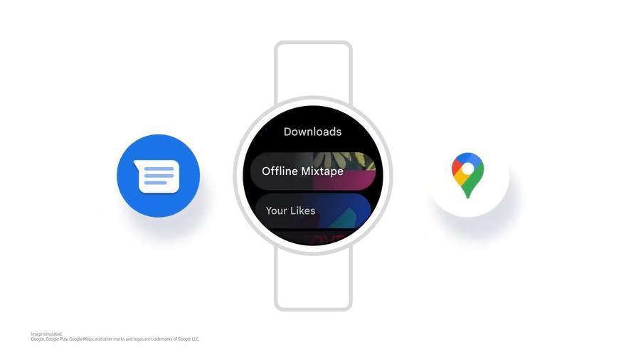 Samsung presenta One UI Watch, una interfaz para mejorar la integración entre reloj y móvil