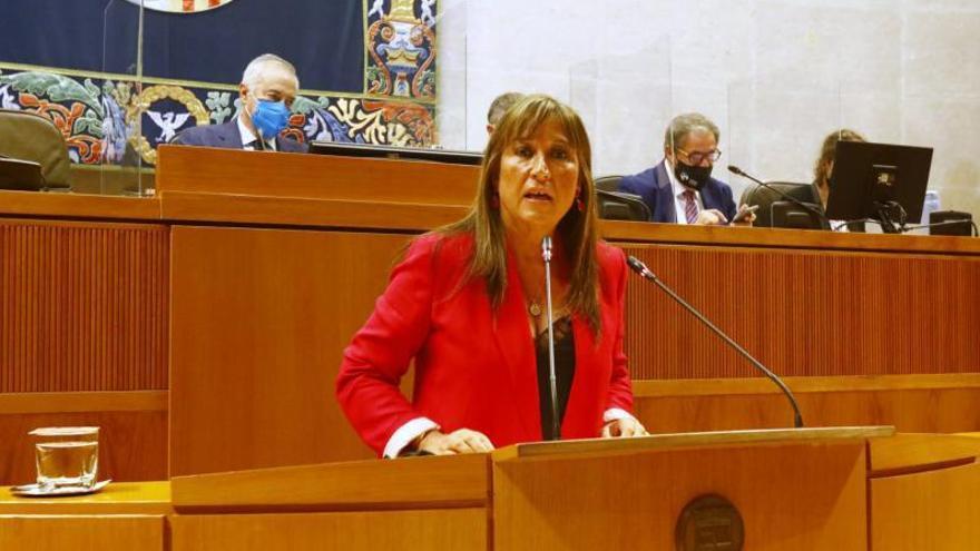 La consejera de Sanidad de Aragón niega que Hacienda haya intervenido las cuentas del Salud