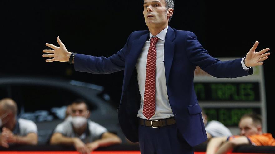 Borja Comenge deja el Valencia Basket