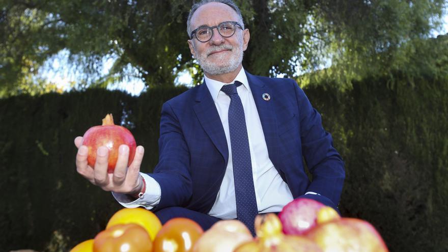 José Ramón Sempere: «No faltaron alimentos en la primera ola del covid y ahora estamos más preparados»