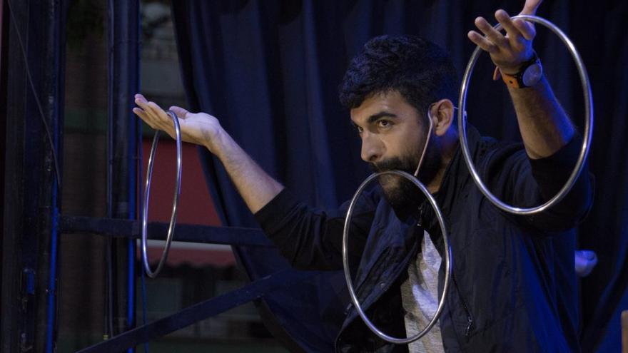 Gran Fira de València: Rubén Aparisi, mágia y humor