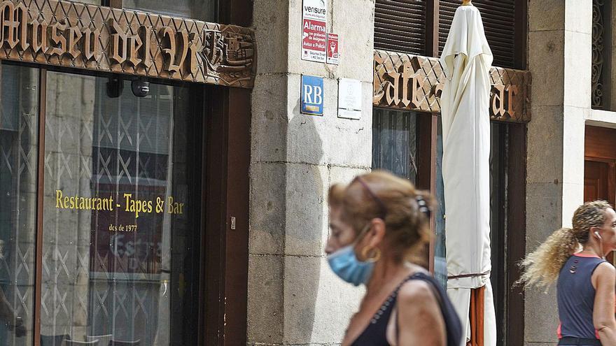 Tanca l'històric Museu del Vi i hi obrirà local en Marc Ribas