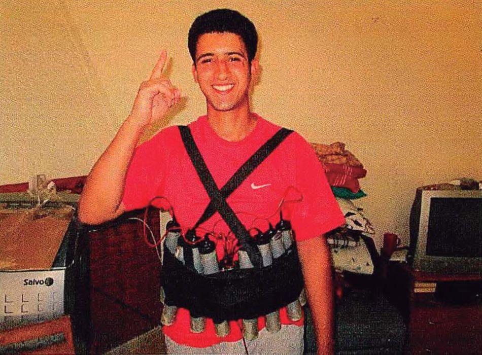 Las imágenes de los terroristas del 17-A preparando los atentados