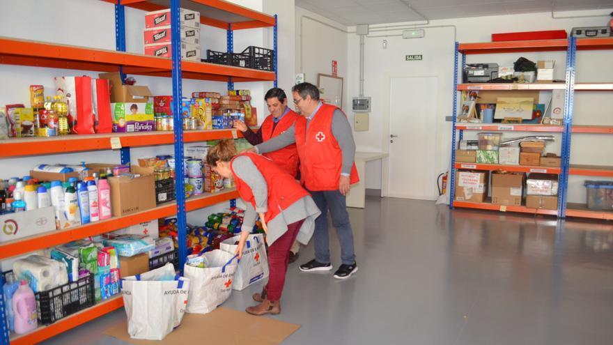 Cruz Roja Zamora organiza talleres de nutrición para mayores