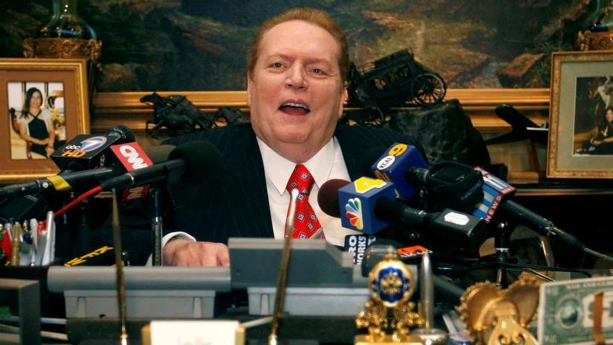 Mor Larry Flynt, el magnat de la pornografia