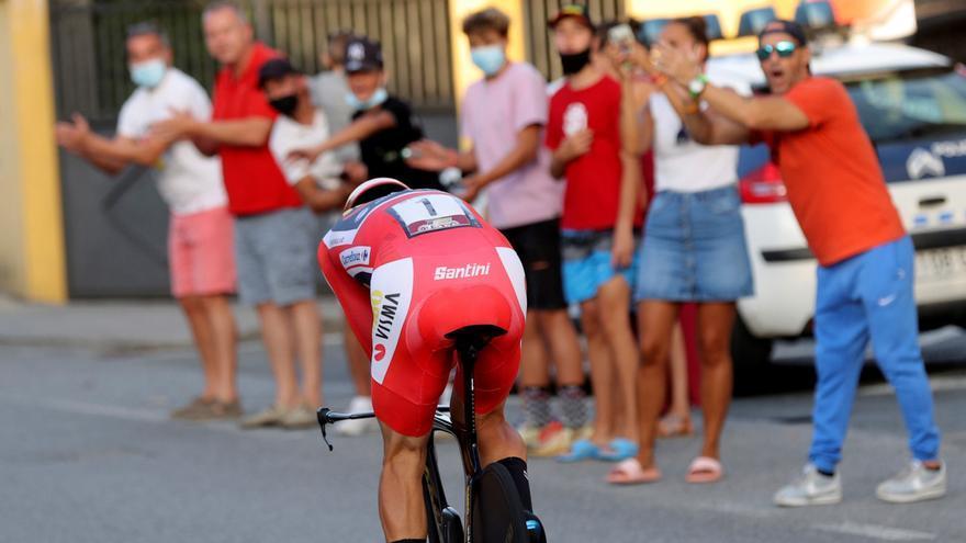Ganador de la etapa 21 de la Vuelta a España 2021: Primoz Roglic