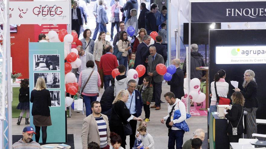La COVID deixa Girona sense Fira de Mostres