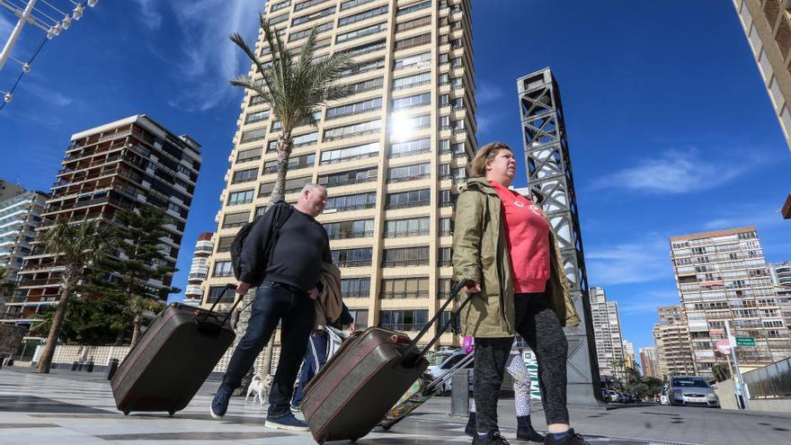 Más del 50% de los apartamentos turísticos de Benidorm se han regularizado en el último año