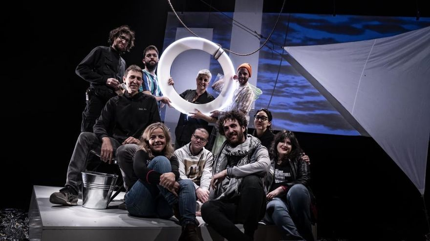 Ensems estrena la ópera familiar L'illa