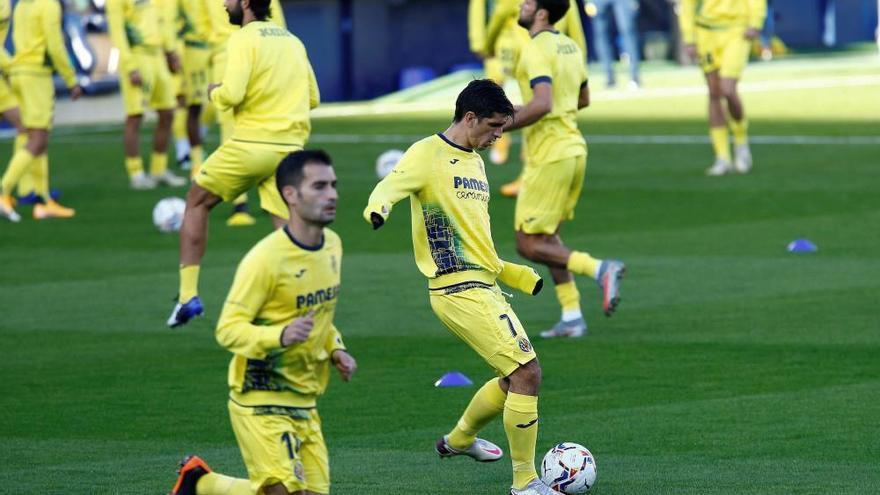 Villarreal - Madrid, en directo