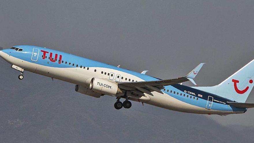 El «gegant» dels «touroperadors» torna a l'aeroport de Girona