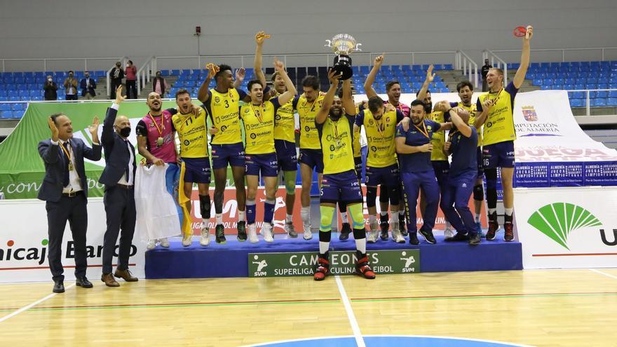 El Guaguas campeón de la Superliga Masculina