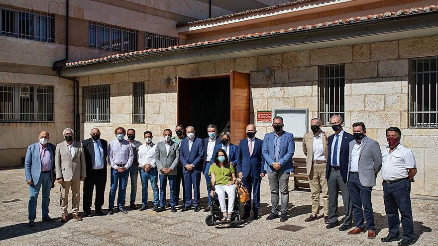 La nueva cátedra de la UNED de Zamora nace para responder al desafío del reto demográfico