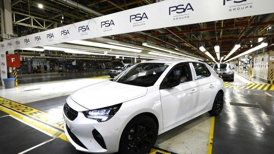 Más de 1.700 Opel Corsa-e para el servicio de Correos de Italia