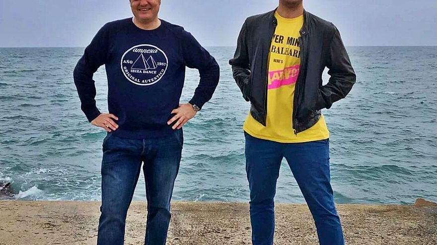 Encuentro de pioneros de la música electrónica para presentar 'Balearic' en Ibiza