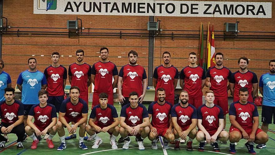 BM Soria, inicio del camino para el Balonmano Zamora