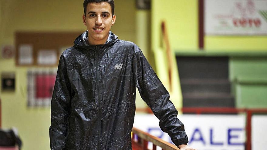 Mehdi Nabaoui vuelve a la competición