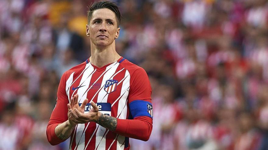 Torres vuelve al Atleti