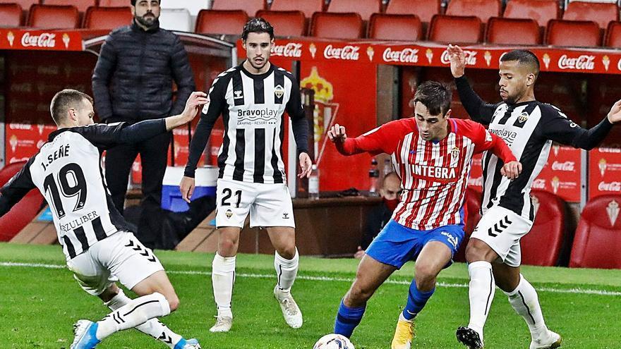 El Sporting va como un tiro y ya supera los dos últimos ascensos