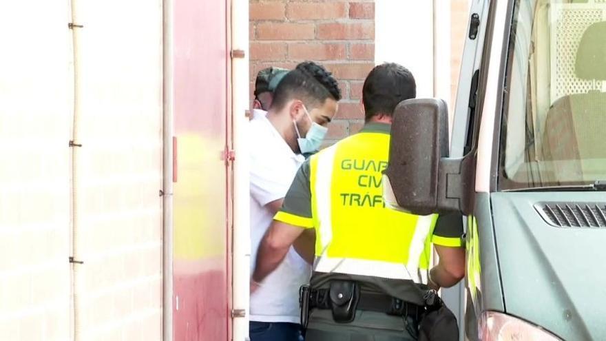 Libertad para el autor del atropello mortal del concejal socialista de Luceni