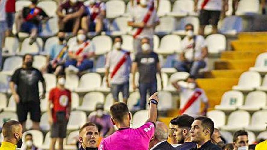 El president  del Rayo critica l'equip gironí