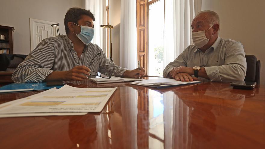 La Diputación amplía el paquete de ayudas a autónomos y pymes con una inversión de 9 millones