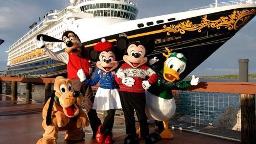 El Puerto prevé récord de cruceros en 2022, incluido uno de Disney