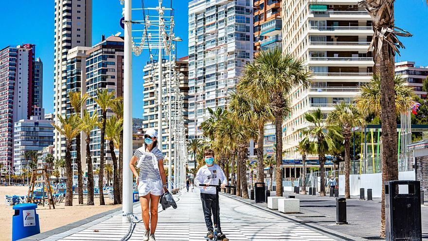 El alojamiento en apartamentos turísticos comienza a recuperar el pulso con demanda nacional