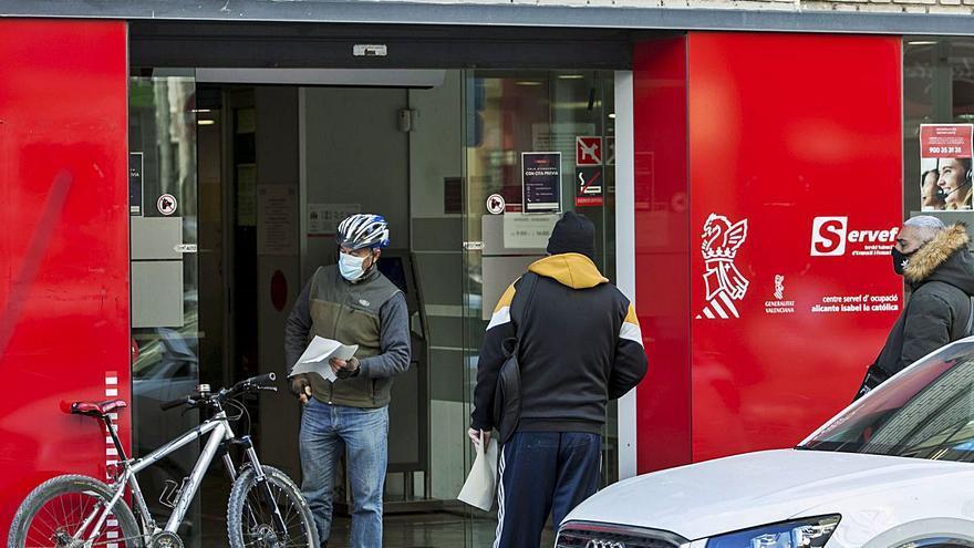 La pandemia provoca la mayor subida del paro en la provincia desde 2009
