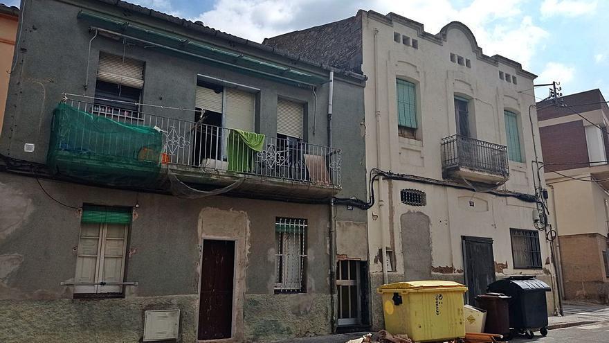 Sant Vicenç reclama més mesures als propietaris per evitar ocupacions