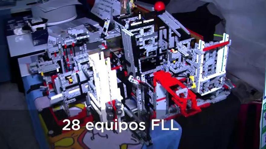 La fiesta de la robótica abre las puertas a toda la familia